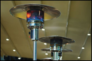 Patio Heater by Top Home Appliance Repair.