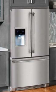 We perform refrigerator repair in your area.