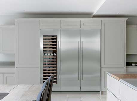 Refrigerator repair in Arlington Heights by Top Home Appliance Repair.