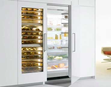 Refrigerator repair in Cahuenga Pass by Top Home Appliance Repair.
