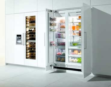 Refrigerator repair in Danville by Top Home Appliance Repair.