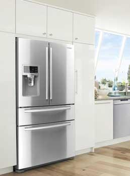 Refrigerator repair in Downtown by Top Home Appliance Repair.