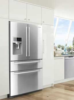 Refrigerator repair in Dublin by Top Home Appliance Repair.