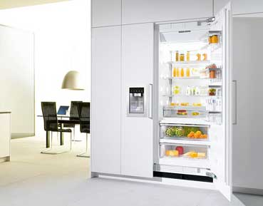 Refrigerator repair in Lafayette by Top Home Appliance Repair.