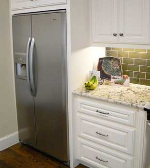 Refrigerator repair in Livermore by Top Home Appliance Repair.