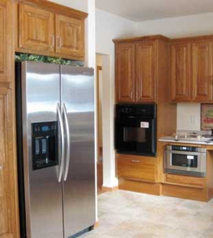 Refrigerator repair in North Hollywood by Top Home Appliance Repair.