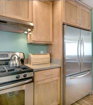 Refrigerator repair in Northwest County by Top Home Appliance Repair.