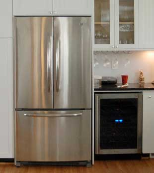 Refrigerator repair in Pittsburg by Top Home Appliance Repair.
