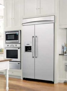 Refrigerator repair in Pleasanton by Top Home Appliance Repair.