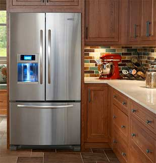 Refrigerator repair in Santa Clara County by Top Home Appliance Repair.