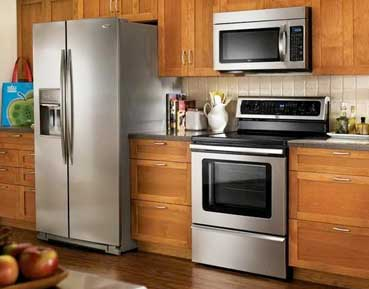 Refrigerator repair in Santa Clarita by Top Home Appliance Repair.