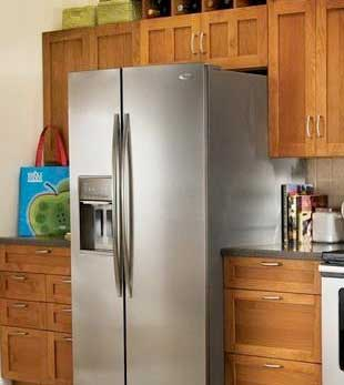 Refrigerator repair in Sherman Oaks by Top Home Appliance Repair.