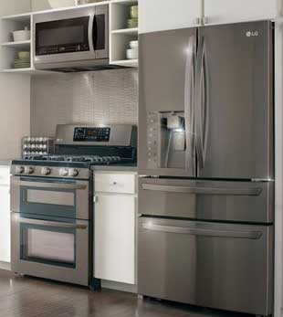 Refrigerator repair in Sun Valley by Top Home Appliance Repair.