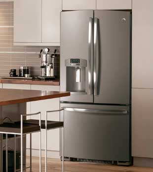 Refrigerator repair in Valencia by Top Home Appliance Repair.
