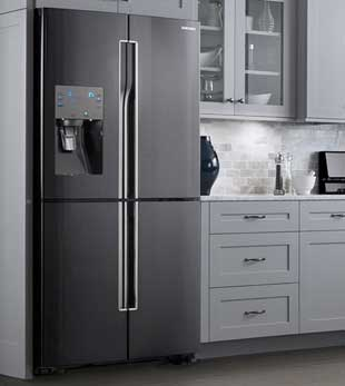 Refrigerator repair in Van Nuys by Top Home Appliance Repair.