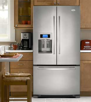 Refrigerator repair in Walnut Creek by Top Home Appliance Repair.