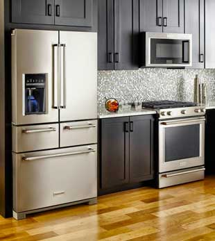 Refrigerator repair in Westlake by Top Home Appliance Repair.