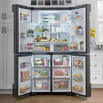 Refrigerator repair in Los Angeles is what we do.