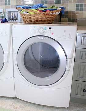 Dryer repair in Alameda by Top Home Appliance Repair.