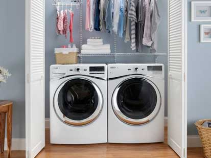 Dryer repair in Walnut Creek by Top Home Appliance Repair.