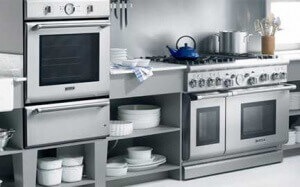 Kitchen Appliances Repair we perform.