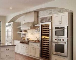 Major Home Appliance Repair example of.