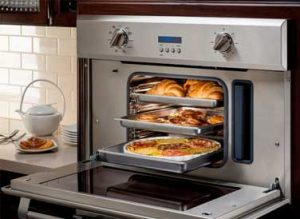 Steam oven repair by Top Home Appliance Repair.