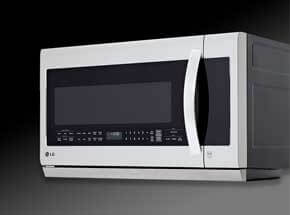 The best microwave repairs in town.
