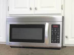 This is an LG microwave.