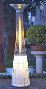 Expert patio heater repair at resonable prices - HIGHLY RATED -