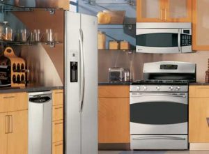 Appliance repair in Downtown LA