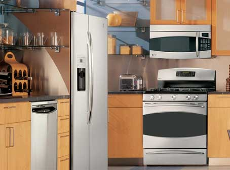 Appliance repair in Downtown LA by