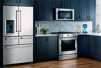Appliance repair in Danville by Top Home Appliance Repair.