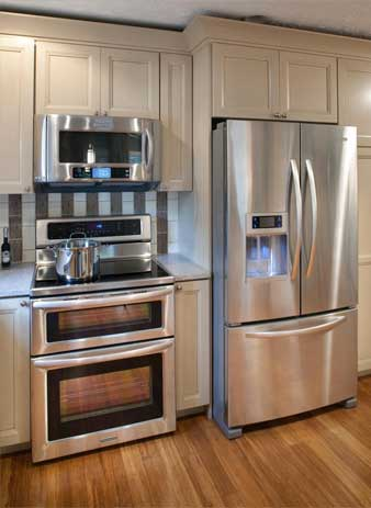 Appliance repair in North Hollywood by Top Home Appliance Repair.