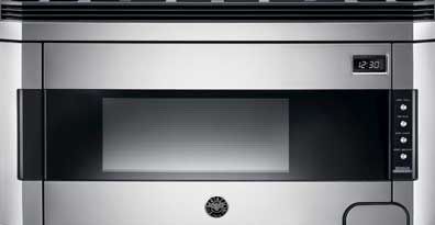 Bertazzoni microwave repair by Top Home Appliance Repair.