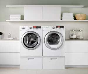 Example of Bosch Laundry Room.