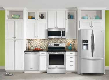 Frigidare appliance repair by Top Home Appliance Repair.