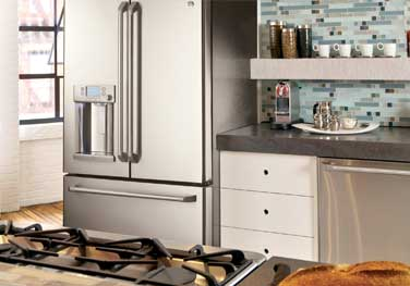 General Electric appliance repair by Top Home Appliance Repair.
