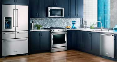 KitchenAid appliance repair by Top Home Appliance Repair.