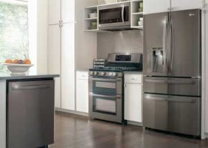 LG appliance repair by Top Home Appliance Repair.