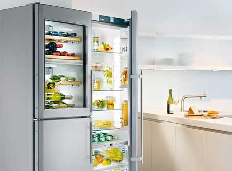 Top Home Appliance Repair does Liebherr refrigerator repair.