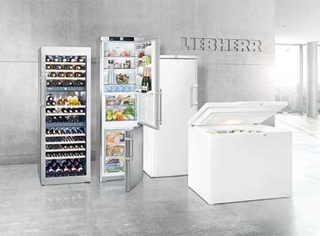 Liebherr refrigerator repair is what we do.