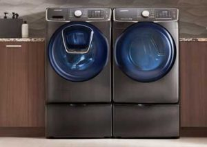 We do Samsung appliance repair.