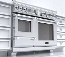 Top Home Appliance Repair does Thermador appliance repair.