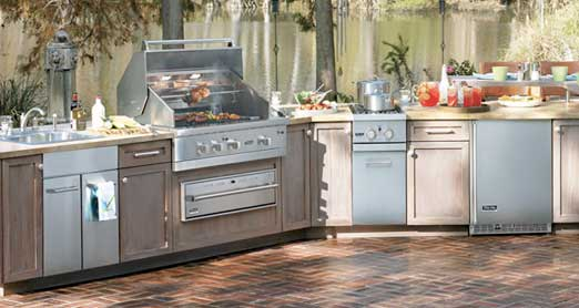 Top Home Appliance Repair does Viking appliance repair.