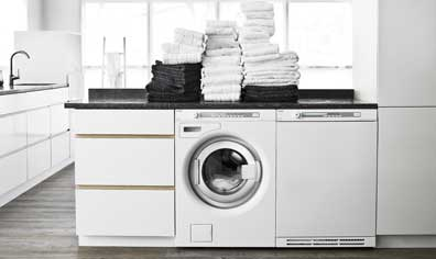 Asko washer repair by Top Home Appliance Repair.