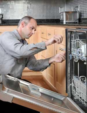 Appliance Repairman from Top Home Appliance Reair.