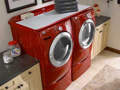 Dryer repair in Alameda by Top Home Appliance Repair.