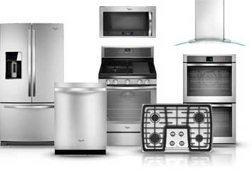 Top Home Appliance Repair does appliance repair in Marin County.