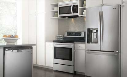 Appliance repair in Marin County by Top Home Appliance Repair.